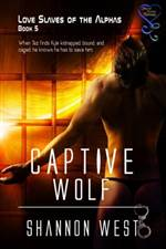 captive wolf (love slaves of the alphas #5)