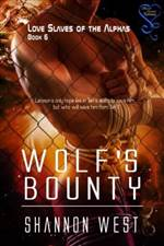 wolf's bounty (love slaves of the alphas #6)