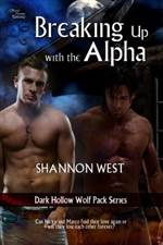 breaking up with the alpha (dark hollow wolf pack #6)