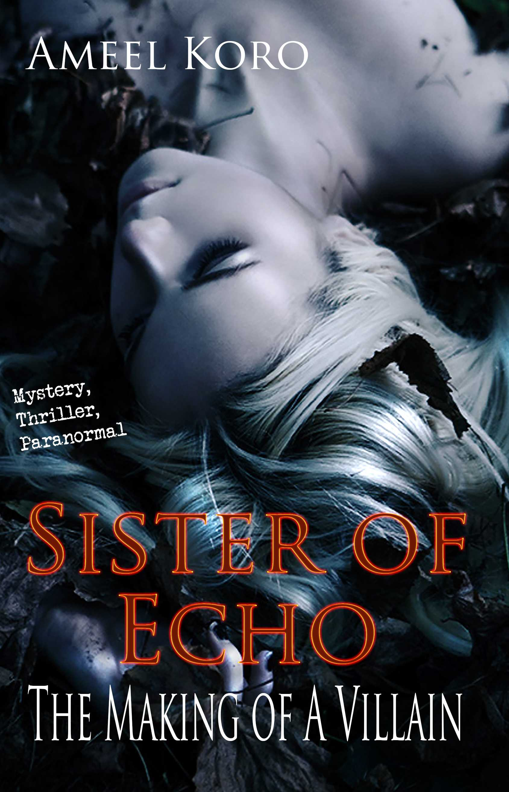 sister of echo - the making of a villain