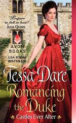 romancing the duke (castles ever after #1)