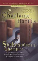 shakespeare's champion (lily bard #2)