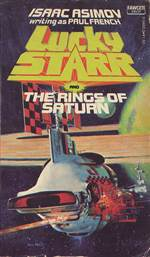 lucky starr and the rings of saturn (lucky starr #6)