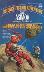 lucky starr and the pirates of the asteroids (lucky starr #2)